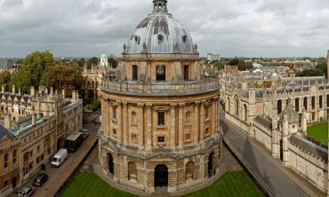 Photo of Study Overseas at the University of Oxford