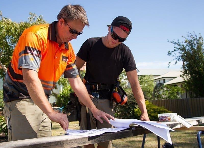 Photo of The Tasmanian Building Group Apprentice Scheme