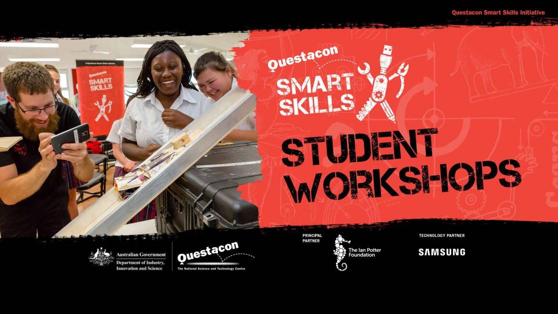 Photo of Questacon Touring School Workshops