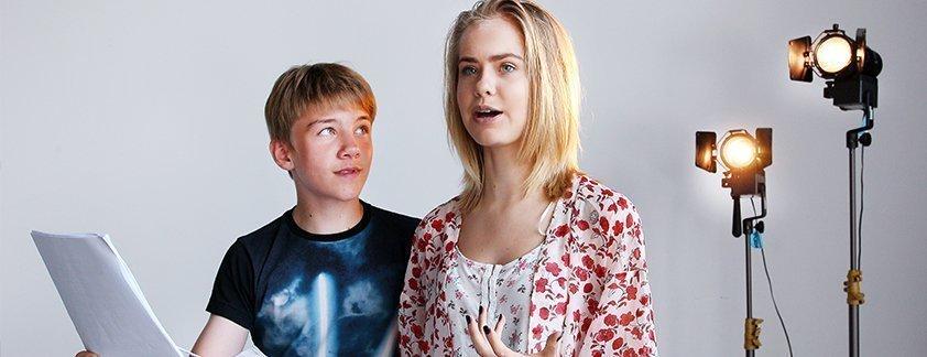 Photo of NIDA Young Actors Residency