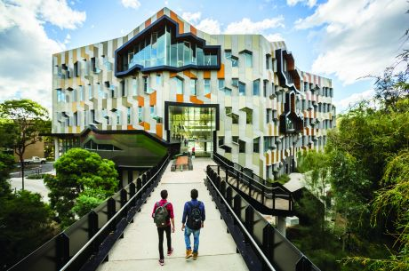 Photo of La Trobe University's Aspire Program