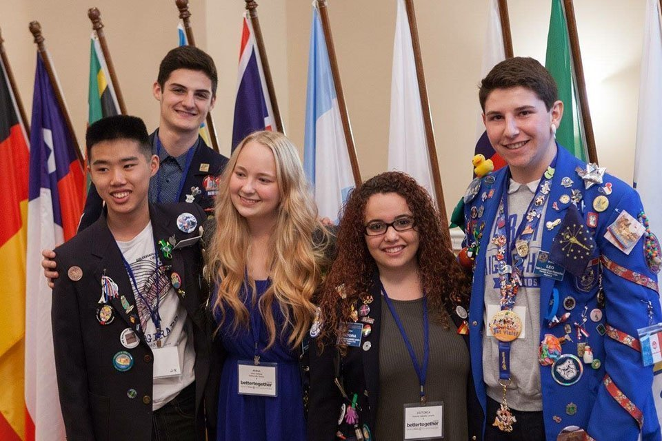 Photo of Rotary Youth Exchange