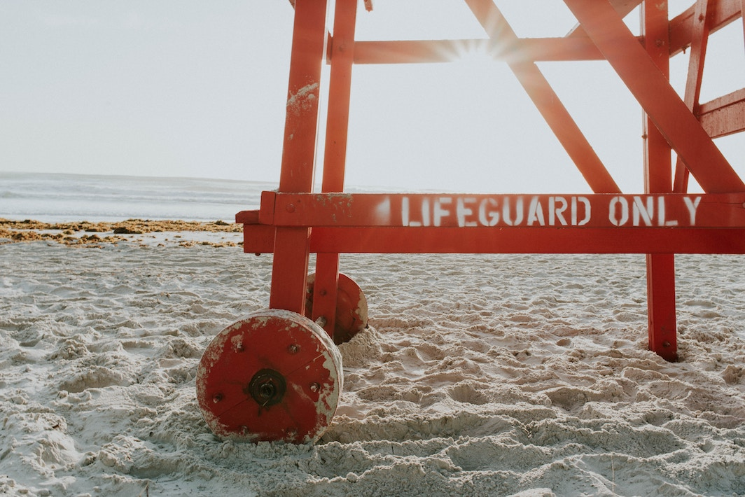 Photo of Job Spotlight Lifeguard