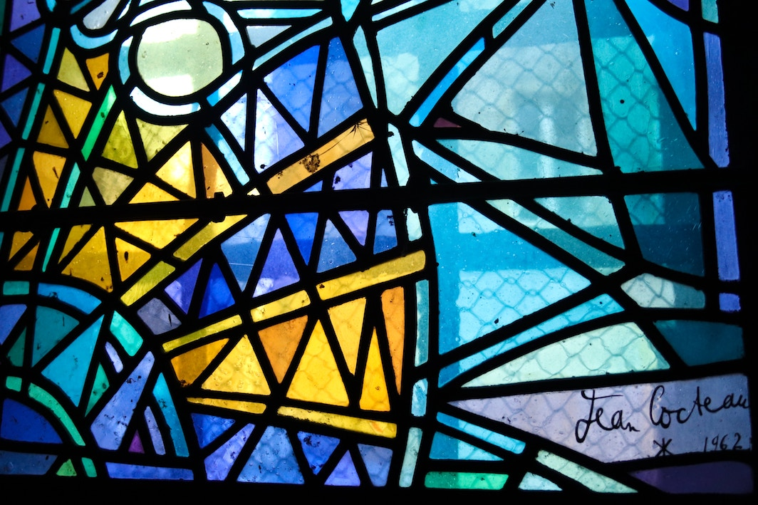 Photo of Stained Glass Leadlighting