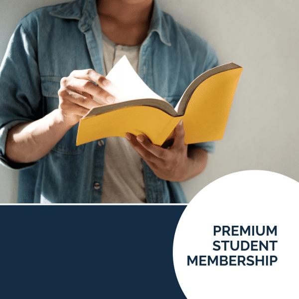 Study Work Grow Student Membership