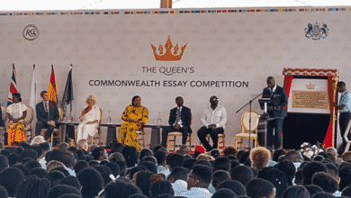 Photo of The Queen's Commonwealth Essay Competition