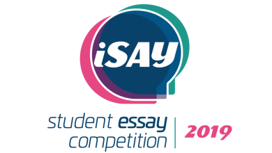 Photo of iSAY Essay Competition