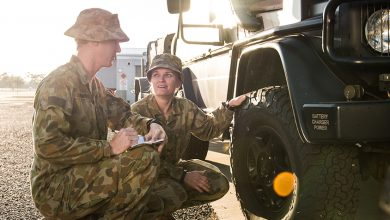 Photo of Defence Force Information Sessions – NT – September