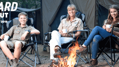 Photo of Wildlife Warriors' Backyard Campout
