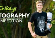Photo of Crikey! Magazine Photography Competition