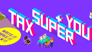 Photo of Tax, Super + You Competition