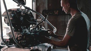 Photo of Apprentice Technician with Tesla