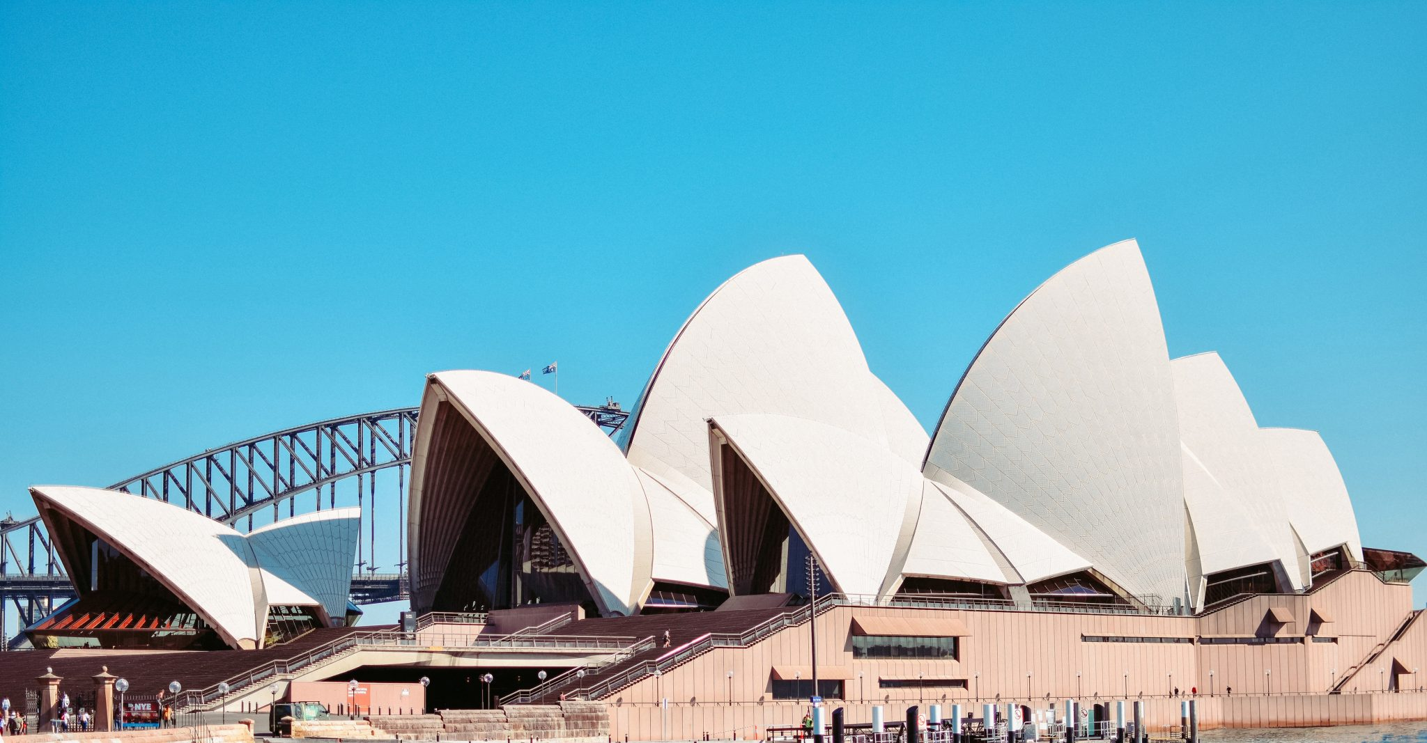 Work Experience at the Sydney Opera House - Study Work Grow