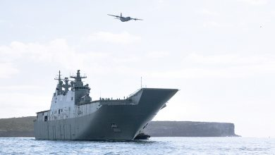 Photo of Defence Force Information Sessions – WA – December