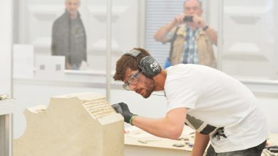 Photo of Stonemason Apprenticeship
