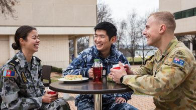 Photo of Defence Force Information Sessions – VIC – February