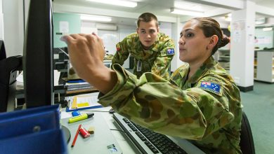 Photo of Defence Force Information Sessions – NT – February