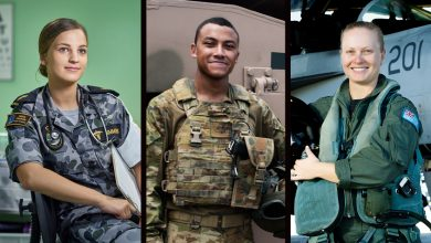 Photo of Defence Force Information Sessions – WA – February
