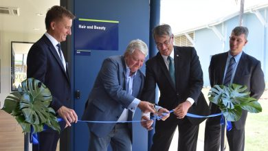 Photo of New Trades Training Centre open at CQU Gladstone