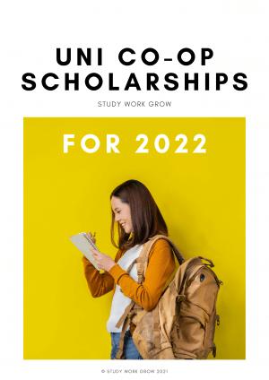 Uni Co-op Scholarships