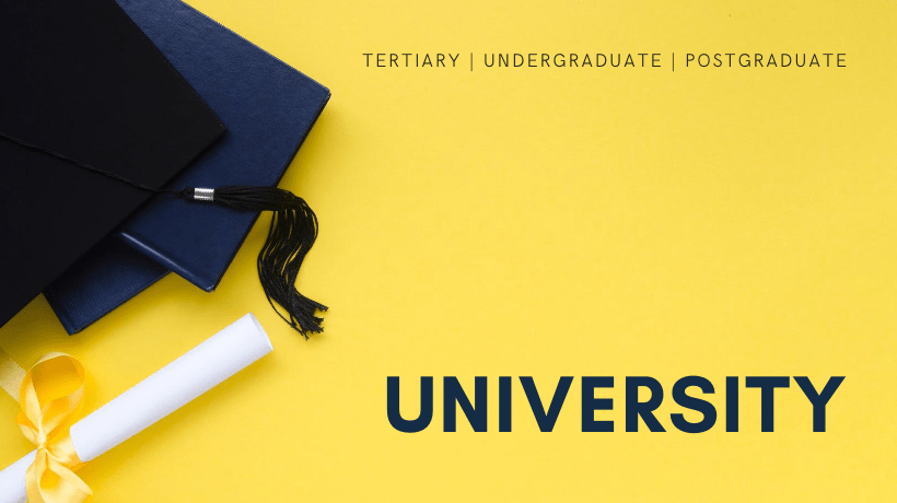 University | Study Work Grow