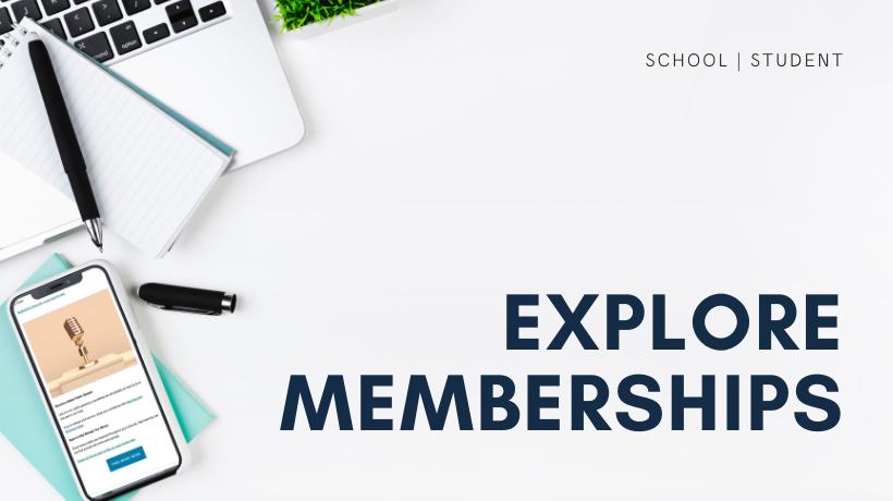 Explore Memberships | SWG