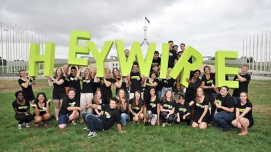 Photo of The ABC Heywire Competition