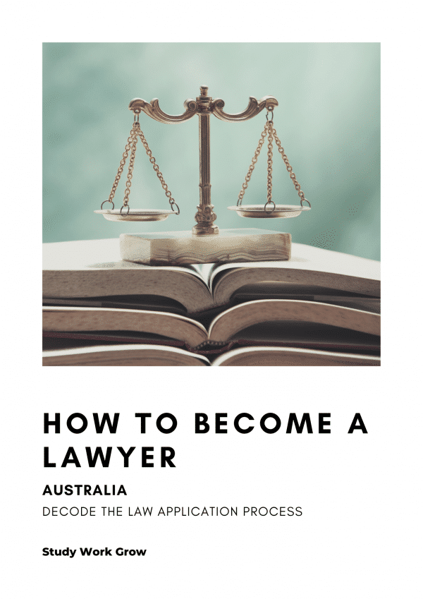 Law Career Path Handbook | Study Work Grow