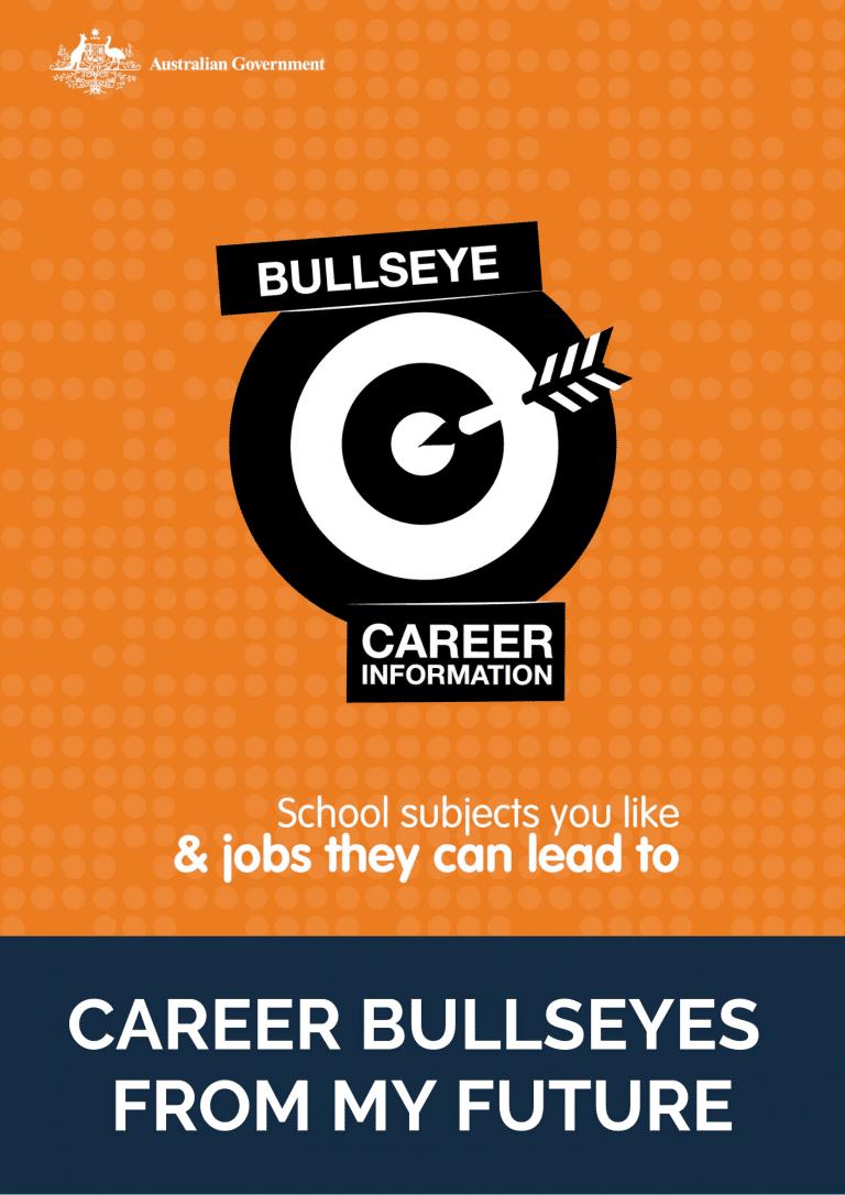 Career Bullseyes Study Work Grow