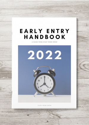 Early Entry Handbook