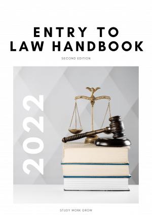 Entry to law australia