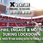 VR Team Building for Schools Impacted by Lockdown