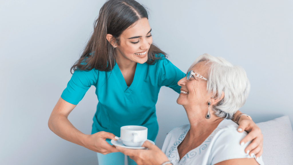 Where to get a job in Health Care and Social Assistance